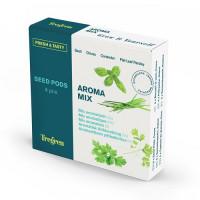 Aroma mix (bazilika, drobnjak, koriander in peteršilj)