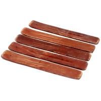Podstavek za dišeče palčke iz mangovega lesa