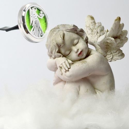 Avto difuzor angel varuh medaljon