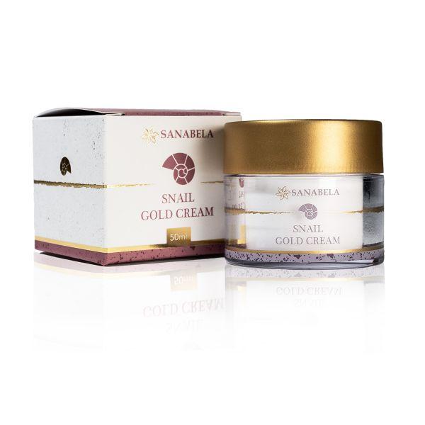 Snail Gold Cream – naravna polžja krema